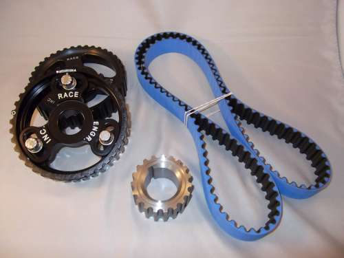 Sprockets/Pulleys/Belts