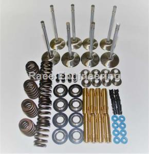RACE ENGINEERING: 7mm VALVE TRAIN KIT TITANIUM RETAINER