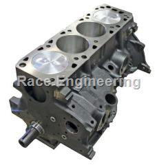 "RACE ENGINEERING: FORD 2000 SHORT BLOCK 5.700"" X/L Rod X/L Piston MR GP"