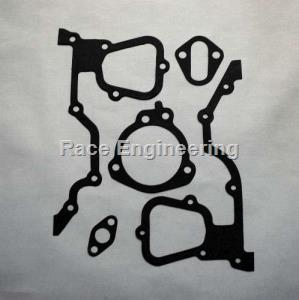 RACE ENGINEERING: FORD 2300 TIMING COVER GASKETS (NO CAM SEALS)