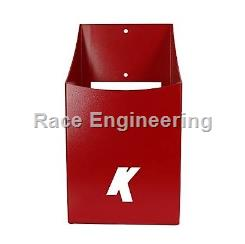 KEVKO: 5 LB Fire Extinguisher Holder - Red